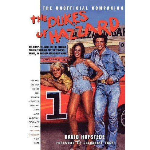 The Dukes of Hazzard - by  David Hofstede (Paperback) - image 1 of 1