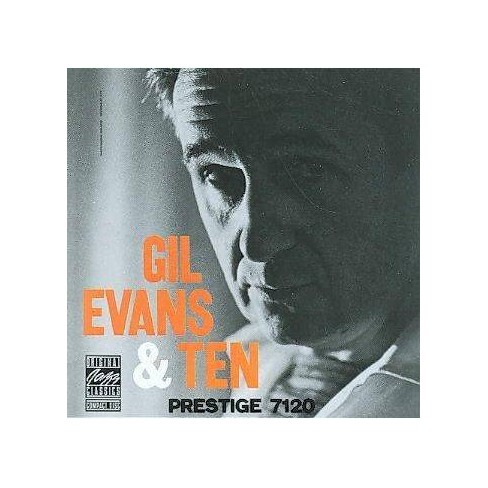Gil Evans - Gil Evans & Ten (CD) - image 1 of 1