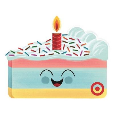 Birthday Cake GiftCard