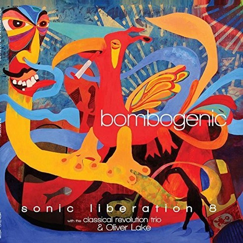 Sonic Liberation 8 - Bombogenic (CD) - image 1 of 1