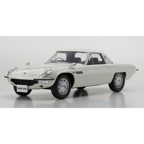 Mazda Cosmo Sport White Limited Edition to 600 pieces Worldwide 1/12 Model Car by Kyosho - image 1 of 4