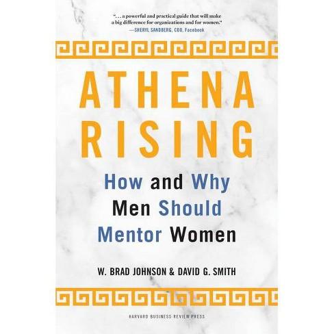 Athena Rising - by  W Brad Johnson & David G Smith (Hardcover) - image 1 of 1