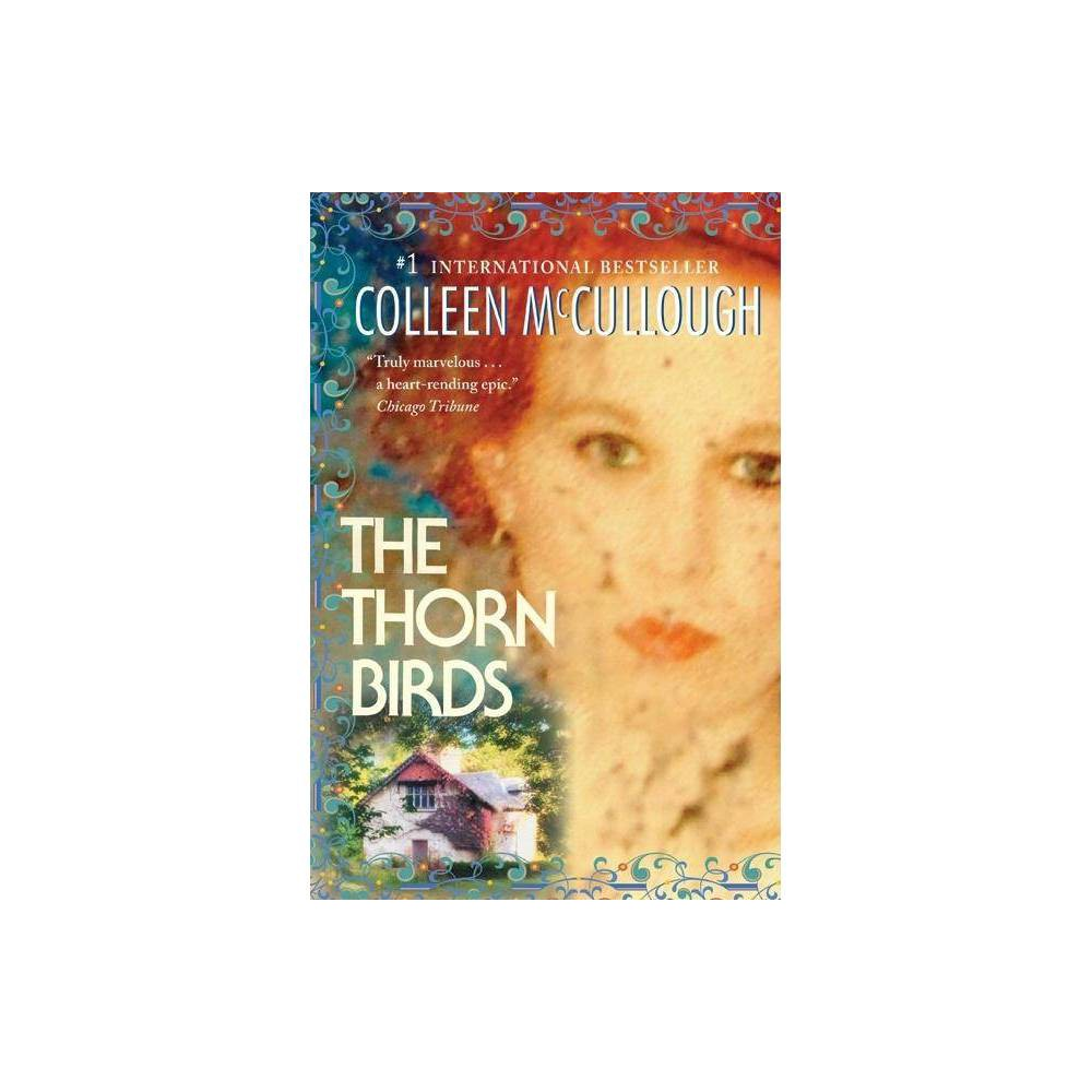 The Thorn Birds By Colleen Mccullough Paperback