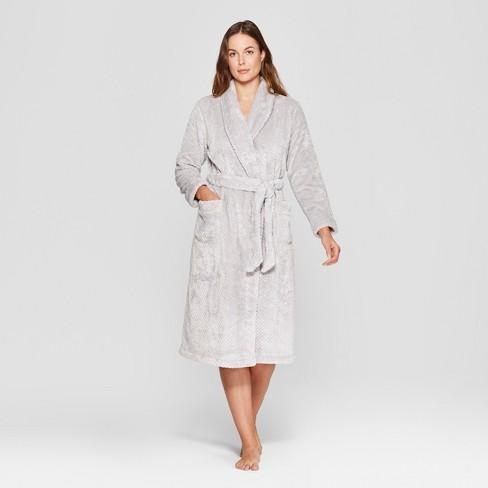 8e9cb5683726 Women s Cozy Plush Robe - Gilligan   O Malley™   Target