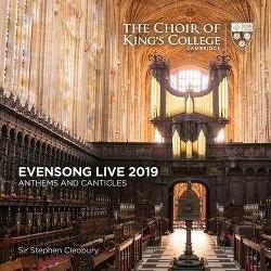 kings college cambridge christmas 2020