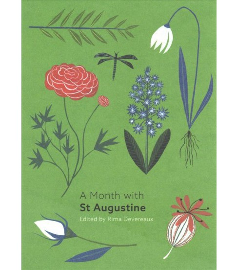 Month With St Augustine -  by Rima Devereaux (Paperback) - image 1 of 1