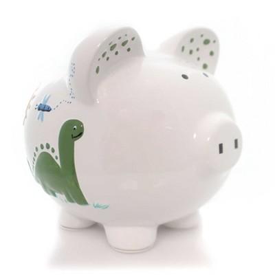 "Bank 7.75"" Dinosaur Bank Piggy  -  Decorative Banks"
