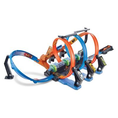 Hot Wheels Corkscrew Crash Trackset