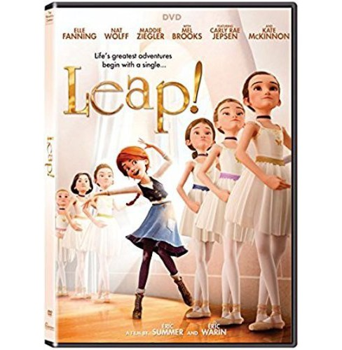 Leap! (DVD) - image 1 of 1