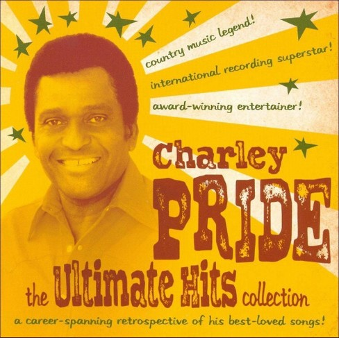 Charley pride - Charley pride:Ultimate hits collectio (CD) - image 1 of 1