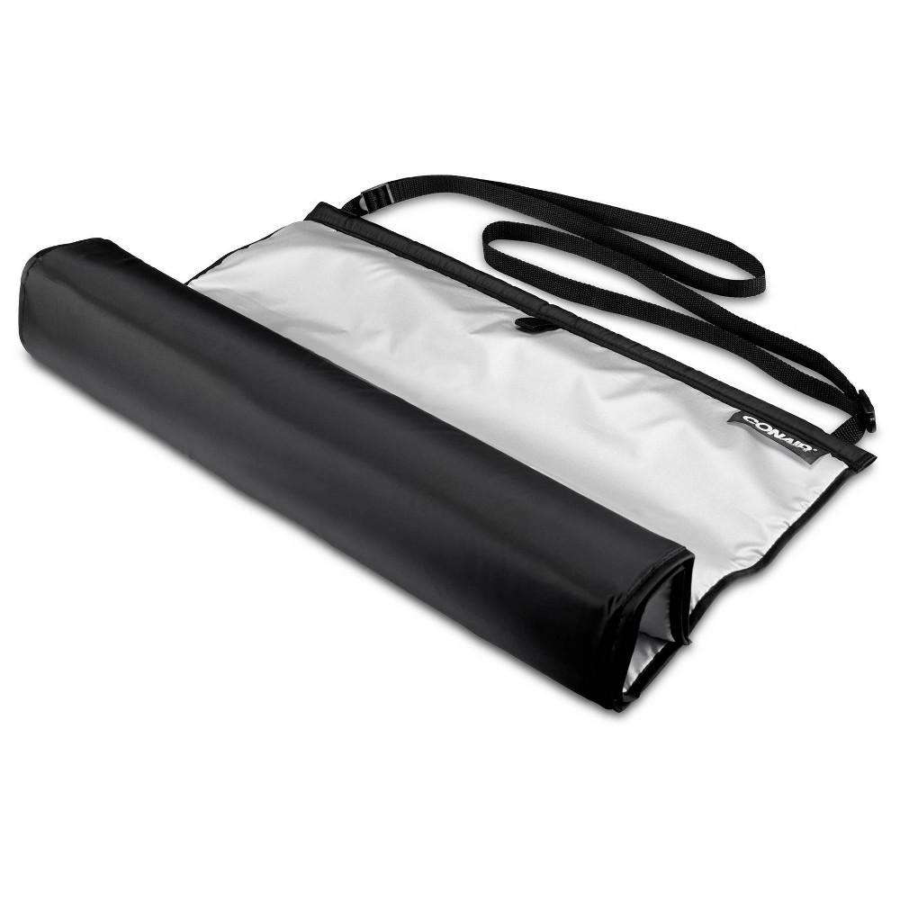 Image of Conair Garment Steamer Door Press Pad - Black, Silver Black