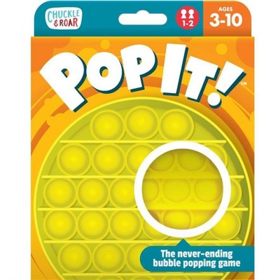 Chuckle & Roar Pop It! - The Original Take Anywhere Bubble Popping Game