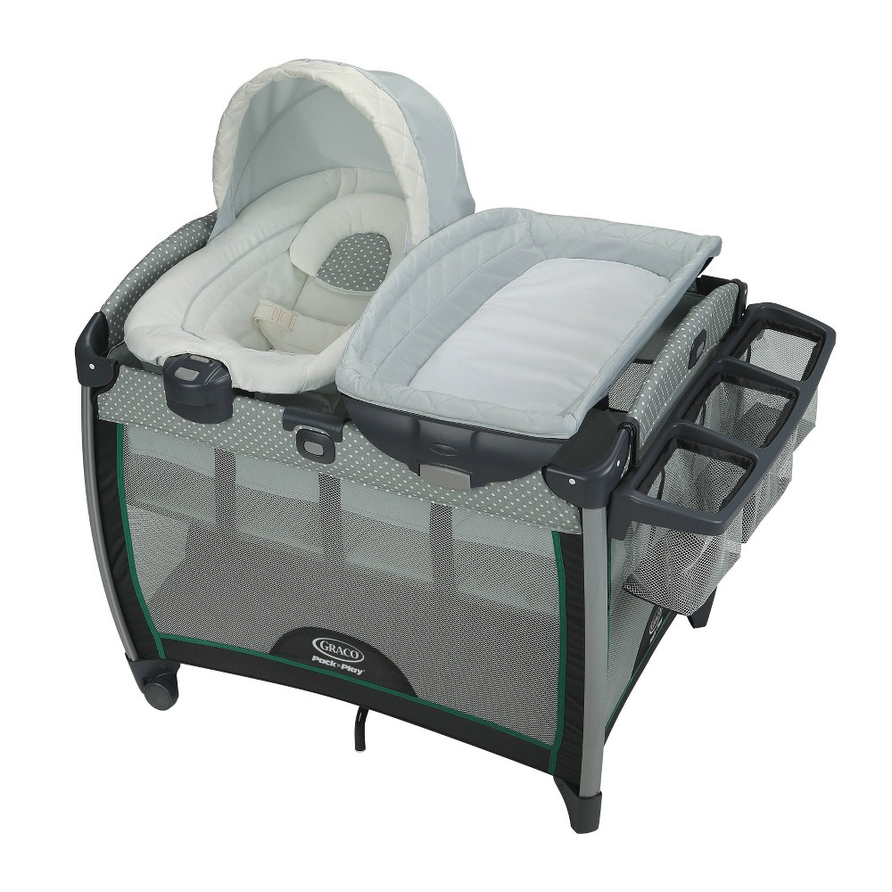 Graco® Pack 'n Play® Quick Connect™ Playard with Portable Bouncer in Albie