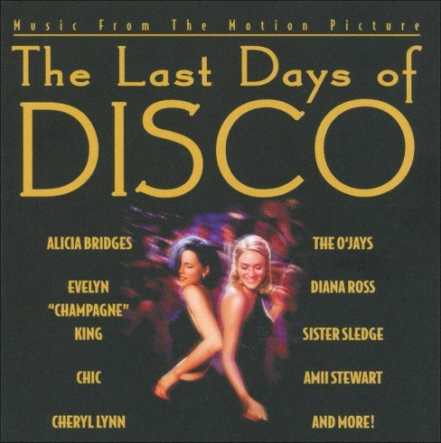 Various - Last days of disco (Ost) (CD) - image 1 of 4