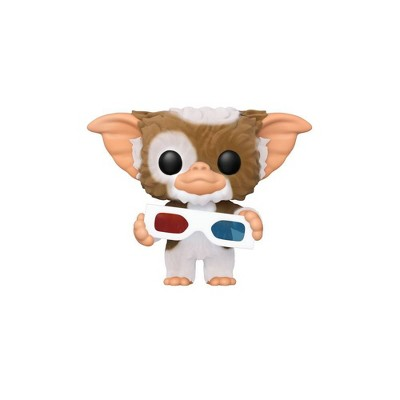 Funko POP! Movies: Gremlins - Gizmo with 3D Glasses (Flocked)(Target Exclusive)
