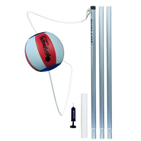 Park & Sun Sports Portable Backyard Classic Tetherball Play Set with Accessories - image 1 of 4
