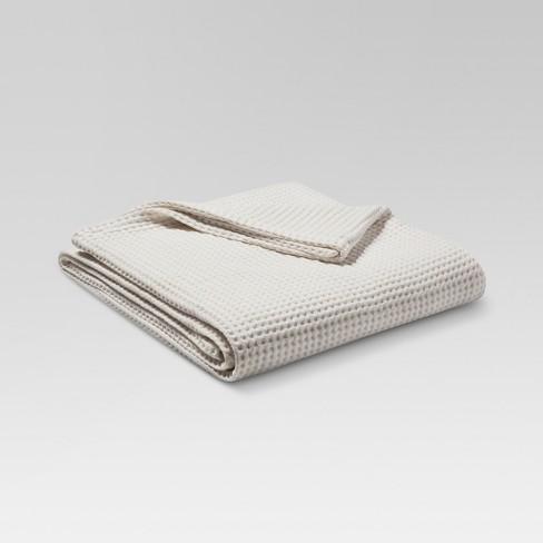 Waffle Weave Blanket - Threshold™ - image 1 of 2