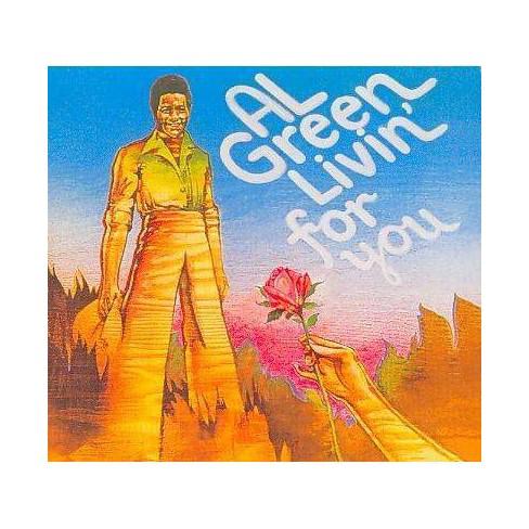 Green, Al (Vocals) - Livin' For You (CD) - image 1 of 1
