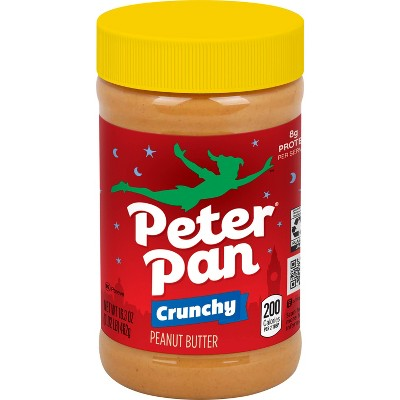 Peter Pan Crunchy Peanut Butter - 16.3oz