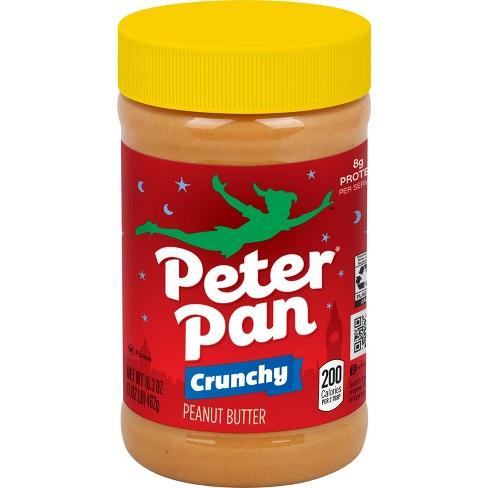 Peter Pan Crunchy Peanut Butter - 16.3oz - image 1 of 1