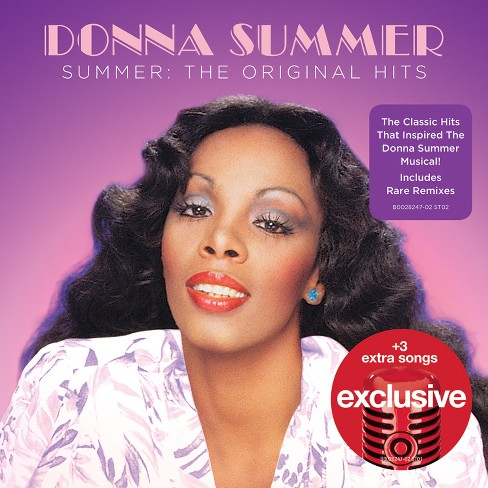 Donna Summer - Summer: The Original Hits (Target Exclusive) - image 1 of 1