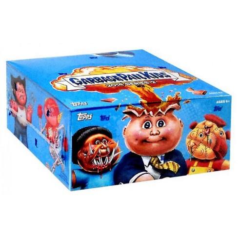Garbage Pail Kids Topps 2014 Series 2 Trading Card RETAIL Box [24 Packs] - image 1 of 1