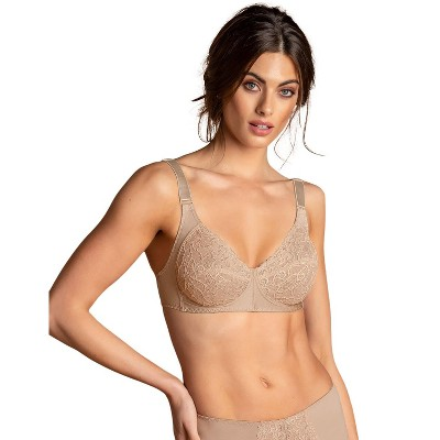 Leonisa Wireless Comfy Control Bra in Lace