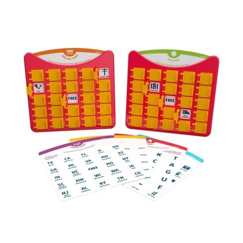 Chuckle & Roar Travel Bingo Game - image 1 of 4
