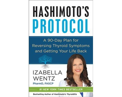 Hashimoto's Protocol : A 90-Day Plan for Reversing Thyroid Symptoms and Getting Your Life Back - image 1 of 1