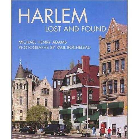 Harlem - by  Michael Henry Adams (Hardcover) - image 1 of 1