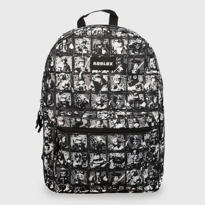 Roblox 17'' Kids' Backpack - Black