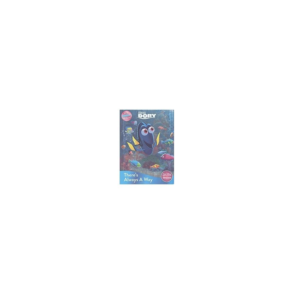 Finding Dory Sticker Treasury by Parragon Books, Ltd