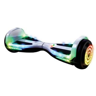 Razor Hovertrax X-Ray Hoverboard - Medium Clear