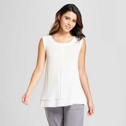 Women's Super Soft Thermal Tank Top - Xhilaration™ - image 1 of 2