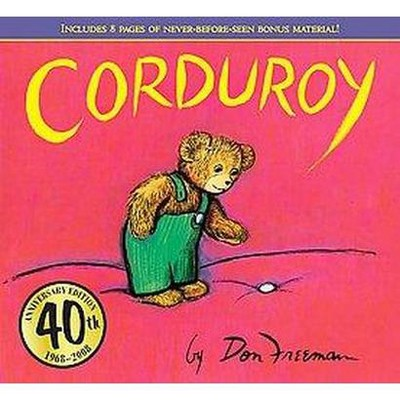 Corduroy (Anniversary)(School And Library)(Don Freeman)