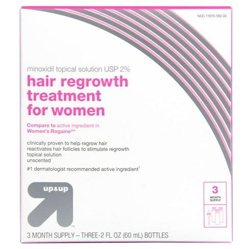 Hair Regrowth Treatment For Women 1 Kit Upup Target