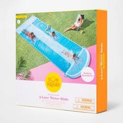 Triple Water Slide - Sun Squad™
