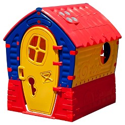 TP Toys Dream House - Red, Blue, Yellow-001