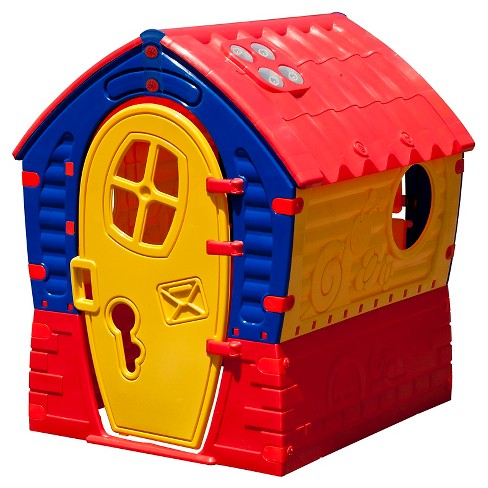 TP Toys Dream House - Red, Blue, Yellow-001 - image 1 of 1