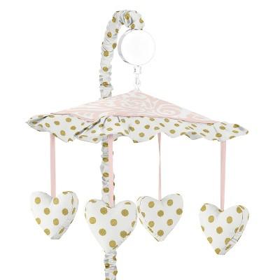 Sweet Jojo Designs Musical Crib Mobile - Amelia