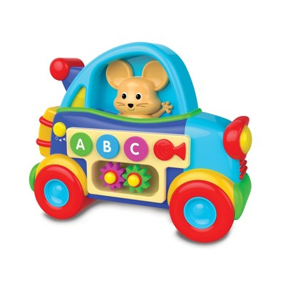 The Learning Journey Early Learning Vehicles ABC Auto Sing-Along