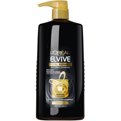 L'Oréal Paris Elvive Total Repair 5 Repairing Shampoo - 28 fl oz