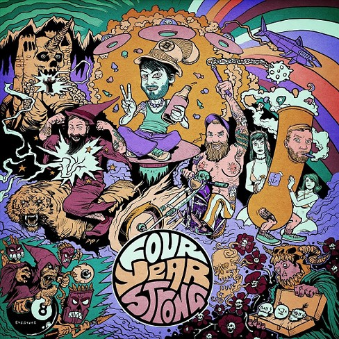Four Year Strong - Four Year Strong (Vinyl) - image 1 of 1