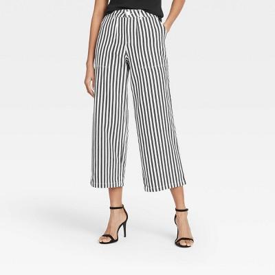 Women's High-Rise Wide Leg Pants - Who What Wear™
