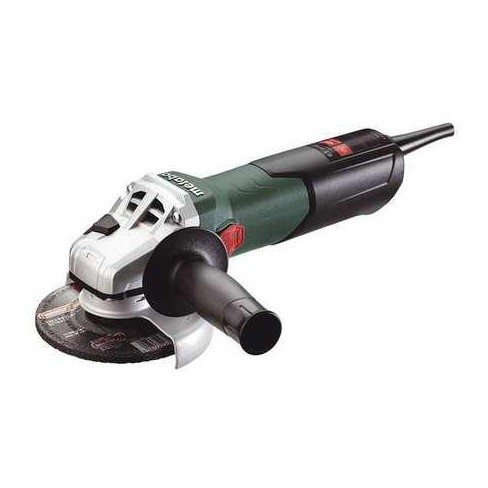 "METABO W 9-125 Angle Grinder,5"",8 A,10,500 RPM,120VAC - image 1 of 1"