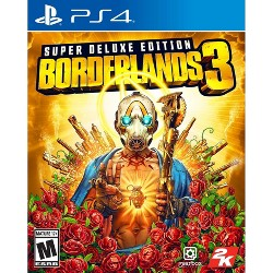 Borderlands 3: Super Deluxe Edition - PlayStation 4