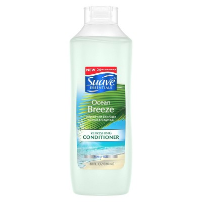 Suave Essentials Ocean Breeze Family-Size Refreshing Conditioner - 30 fl oz