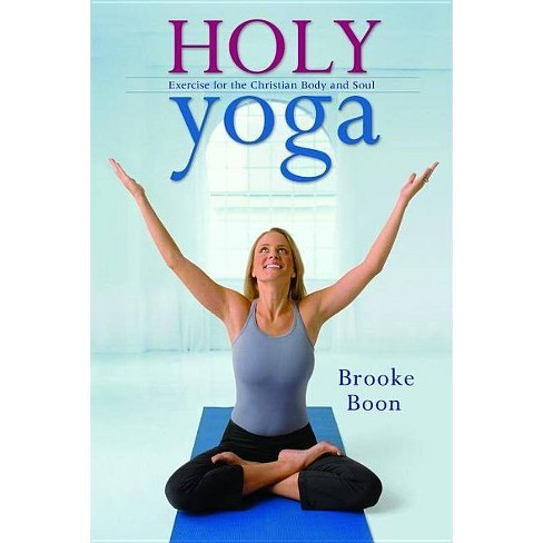 Holy Yoga - by  Brooke Boon (Mixed media product) - image 1 of 1