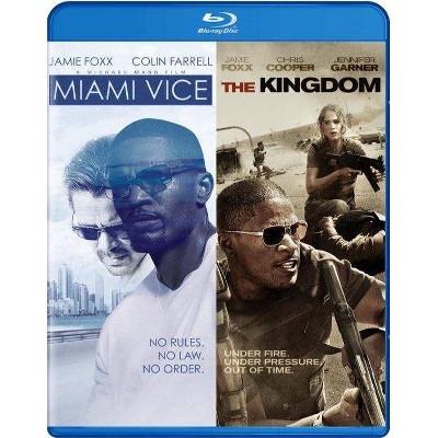 Miami Vice & The Kingdom: Double Feature (Blu-ray)