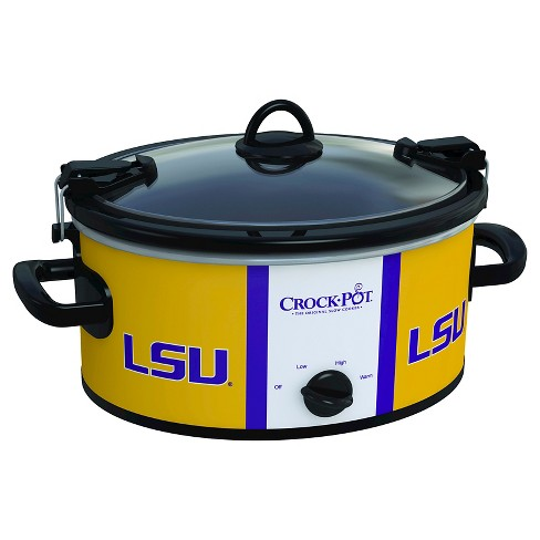 NCAA Crock-Pot® Cook & Carry™ Slow Cooker- Various Teams- SCCPNCAA - image 1 of 2